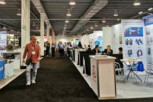 宝昊石油应邀参加了2019年OTC展会