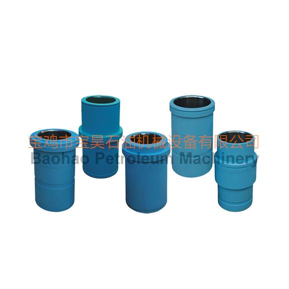 钻井泥浆泵双金属缸套