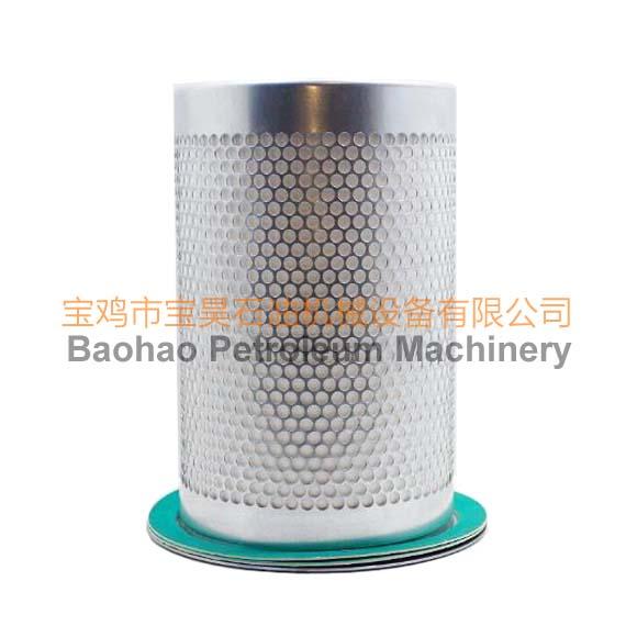 昆西空压机滤芯 124487-021 油分滤芯 油气分离滤芯
