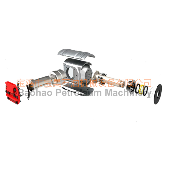 F系列泥浆泵十字头