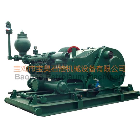 F1600HL三缸高压钻井泥浆泵