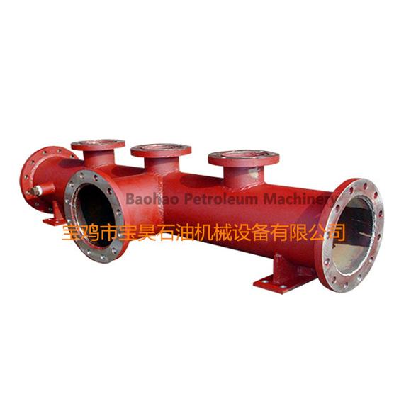 泥浆泵吸入管路